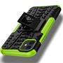 Outdoor Hülle für Apple iPhone 11 Case Hybrid Armor Cover robuste Schutzhülle