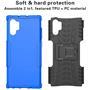 Outdoor Hülle für Samsung Galaxy Note 10 Plus Case Hybrid Armor Cover robuste Schutzhülle