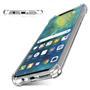 Anti Shock Hülle für Huawei Mate 20 Schutzhülle mit verstärkten Ecken Transparent Case