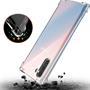 Anti Shock Hülle für Samsung Galaxy Note 10 Schutzhülle mit verstärkten Ecken Transparent Case