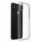Schutzhülle für Apple iPhone X XS Hülle Transparent Slim Cover Clear Case