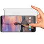 Panzer Glas Folie für HTC U12+ Handy Schutz Folie 9H Echtglas