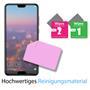 Panzer Glas Folie für Huawei P20 Pro Schutz Folie 9H Echtglas