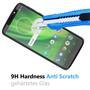 Panzer Glas Folie für Motorola Moto C Handy Handy Schutz Folie 9H
