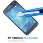 Panzerglas für Samsung Galaxy S5 mini Schutzfolie Glasfolie 9H Ultra Clear Glas Folie