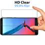 Panzer Glas Folie für ZTE Blade V9 Handy Schutz Folie 9H Echtglas