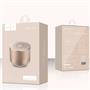 Hoco BS5 Mini Bluetooth Lautsprecher Aux Adapter Sound Box Drahtlos Micro SD SILBER