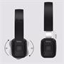 Hoco Wireless Kopfhörer W9 Bluetooth kabelloses Stereo Headset mit Mikrofone 5h Laufzeit On-Ear in Weiss
